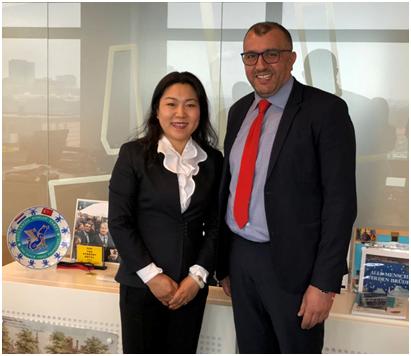 荷兰深度考察:阿姆斯特丹市长接待太平洋出国高层并进行合作交流