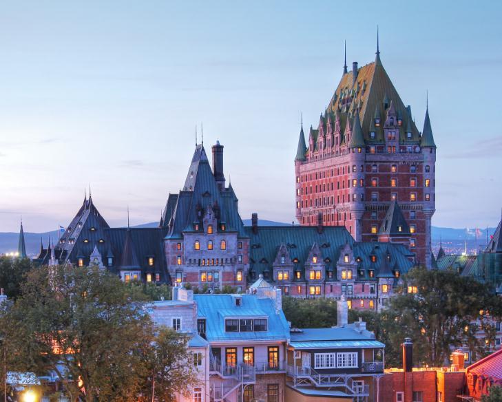 魁省投资移民  加拿大投资移民  加拿大移民