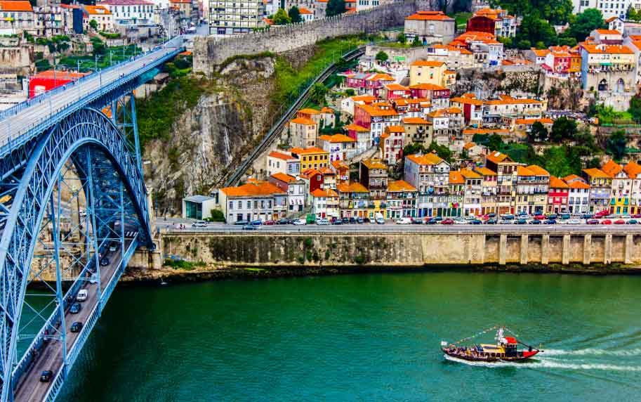 葡萄牙基金移民